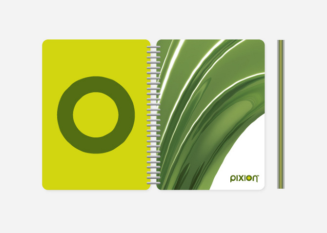 Brand Collateral - Notepad.