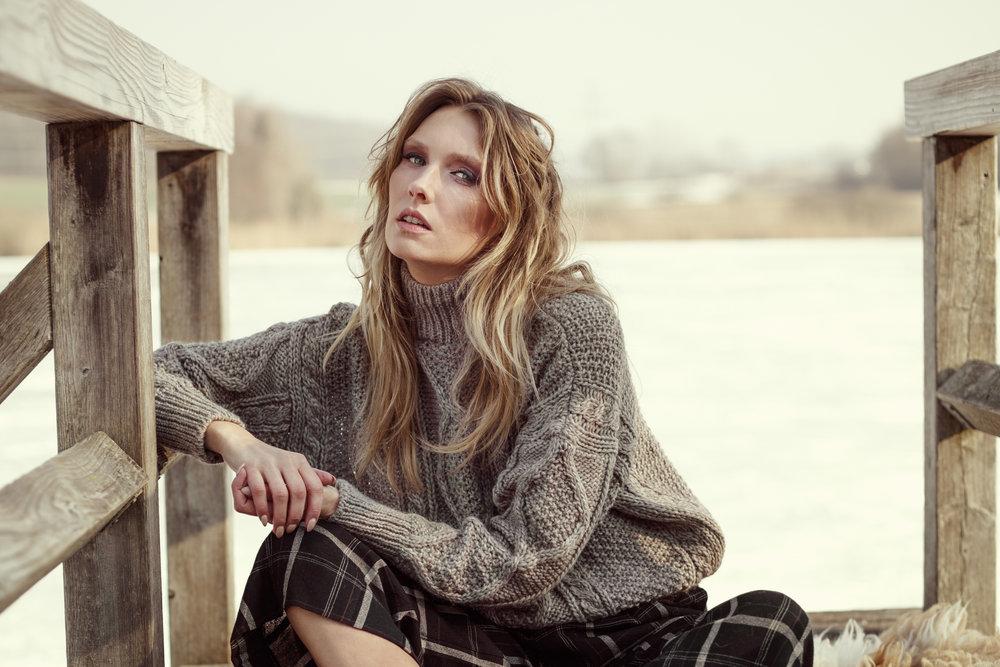 Model:Marlena Akli Make-Up Artist: Ferda Sirin