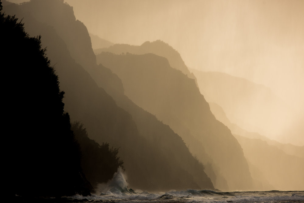'Na Pali' Available as a print here