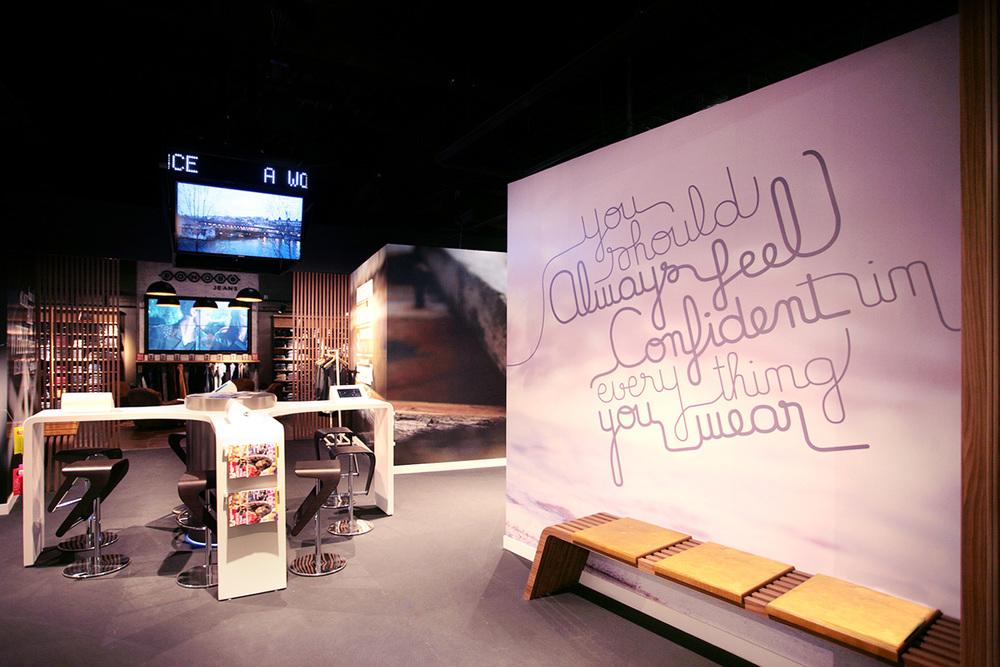 architecture commerciale - magasins - 3D
