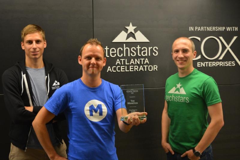 TheMonetizr team at Techstars