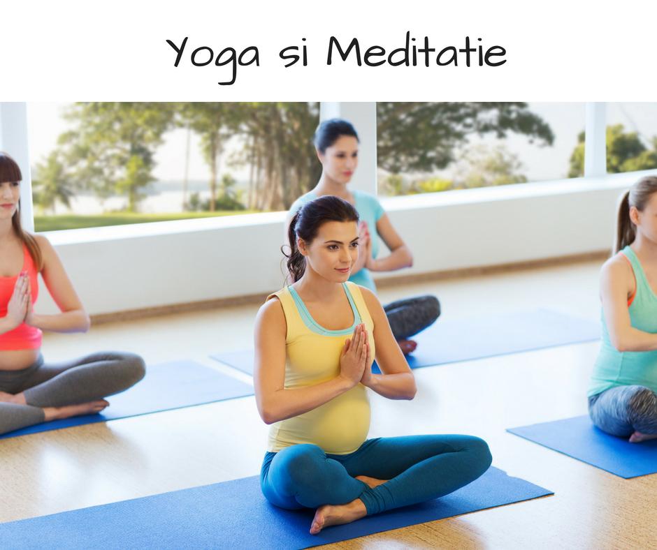 yoga, meditatie, respiratie, fitness