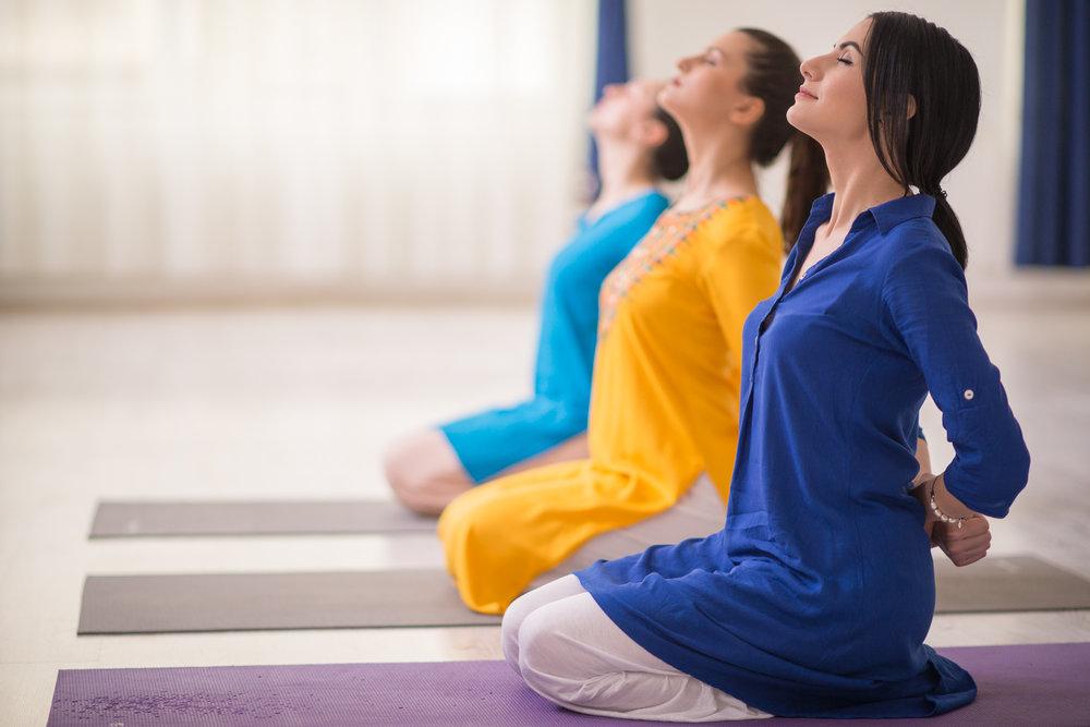 yoga, terapie de spate, yoga bucuresti