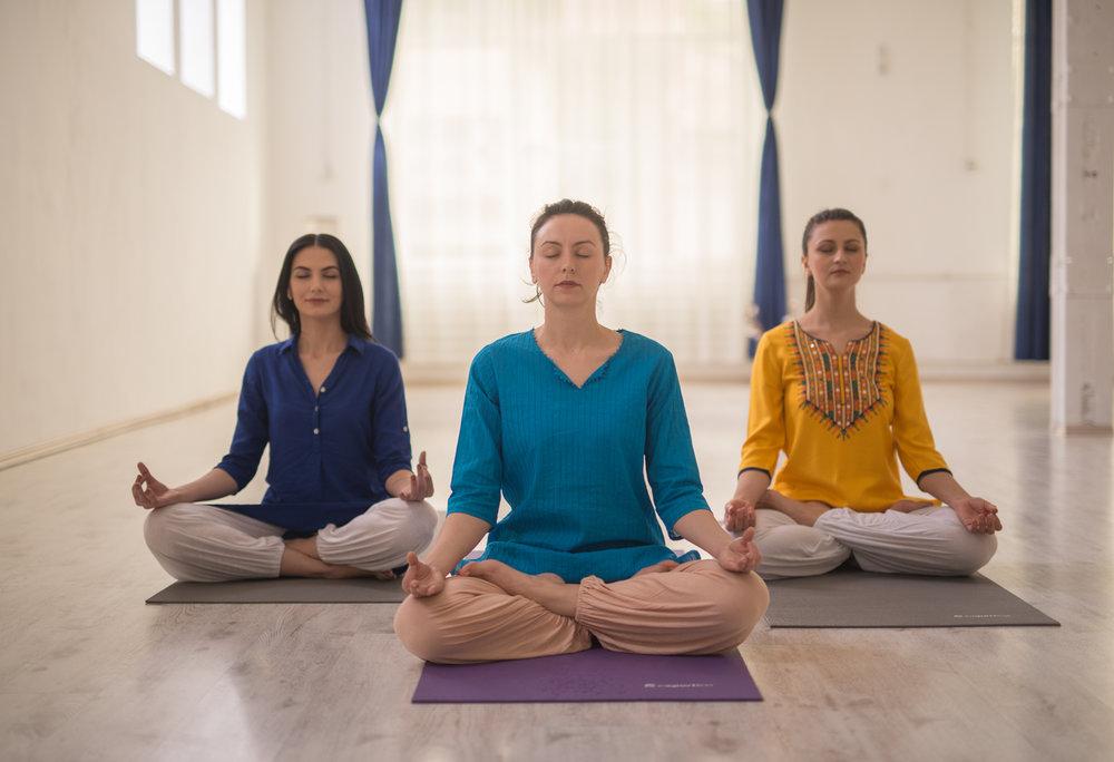 meditatie bucuresti
