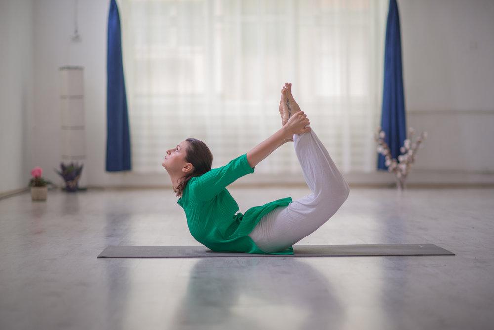 yoga prin dans bucuresti cluj
