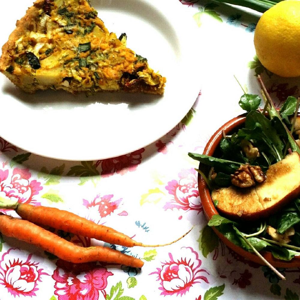 idei de retete vegetariene, vegane, gatesc sanatos