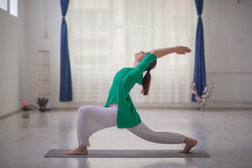 yoga pentru incepatori, exercitii de yoga