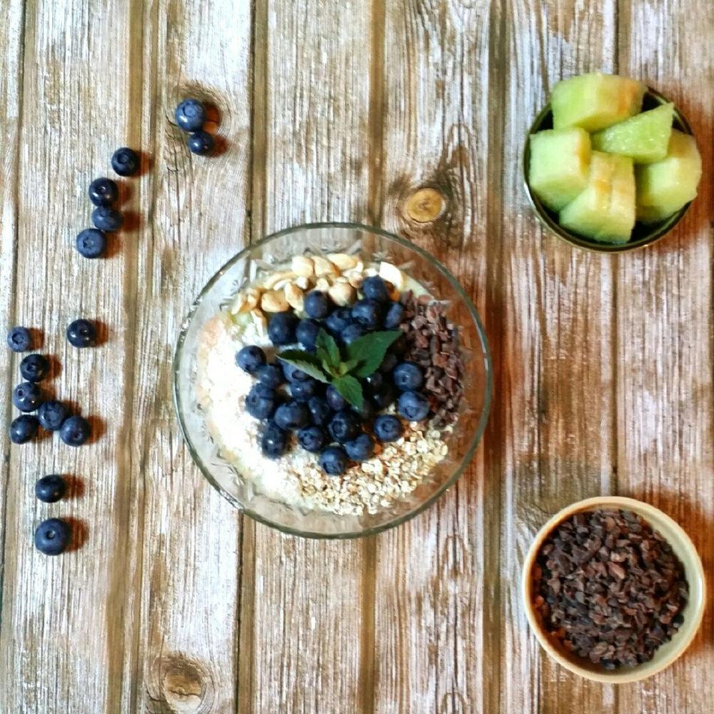 reteta vegetariana, idei de mic dejun