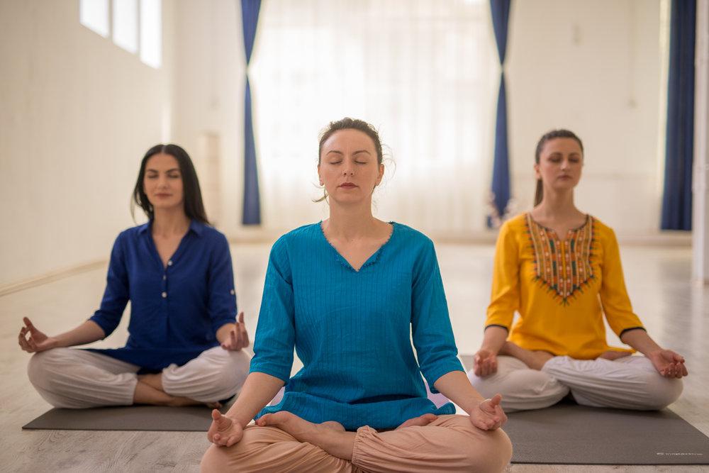 tratament pentru anxietate, yoga pentru depresie