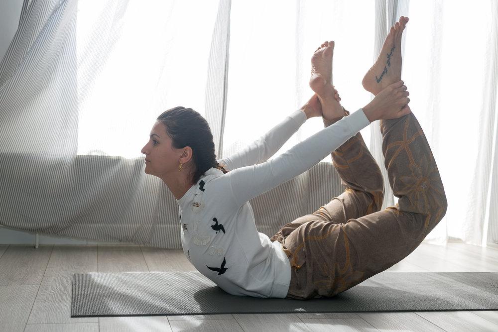 clase de yoga incepatori bucuresti