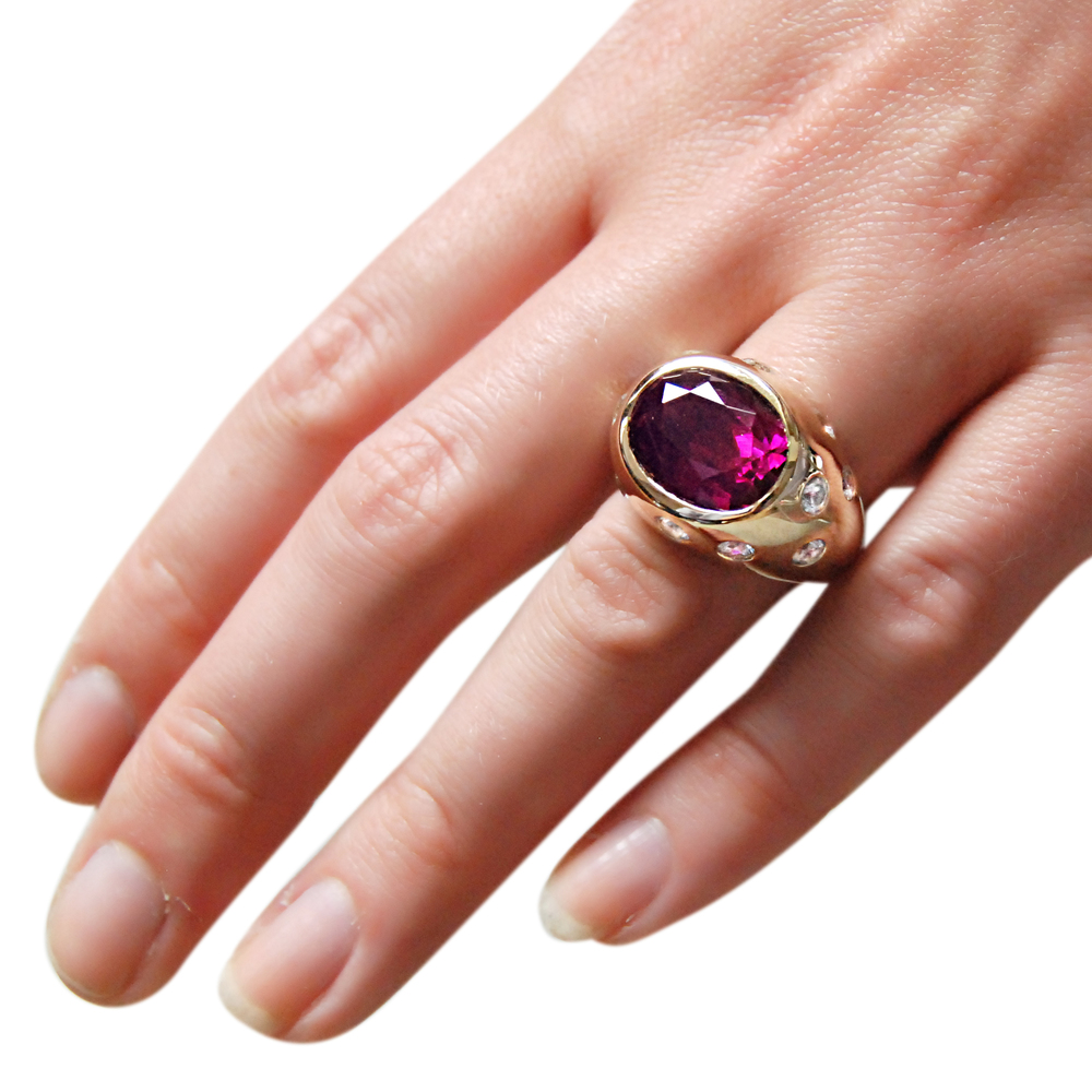 Garnet-and-white-sapphire-gold-cocktail-bombe-ring.jpg