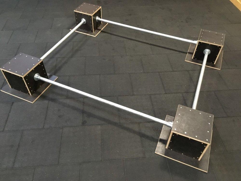 Balancier-Elemente - BalanciersystemStrider unterschiedlichster Art