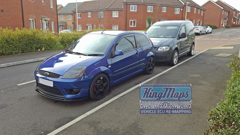 ford fiesta st 150 stage 1 remap and code delete kingmaps. Black Bedroom Furniture Sets. Home Design Ideas