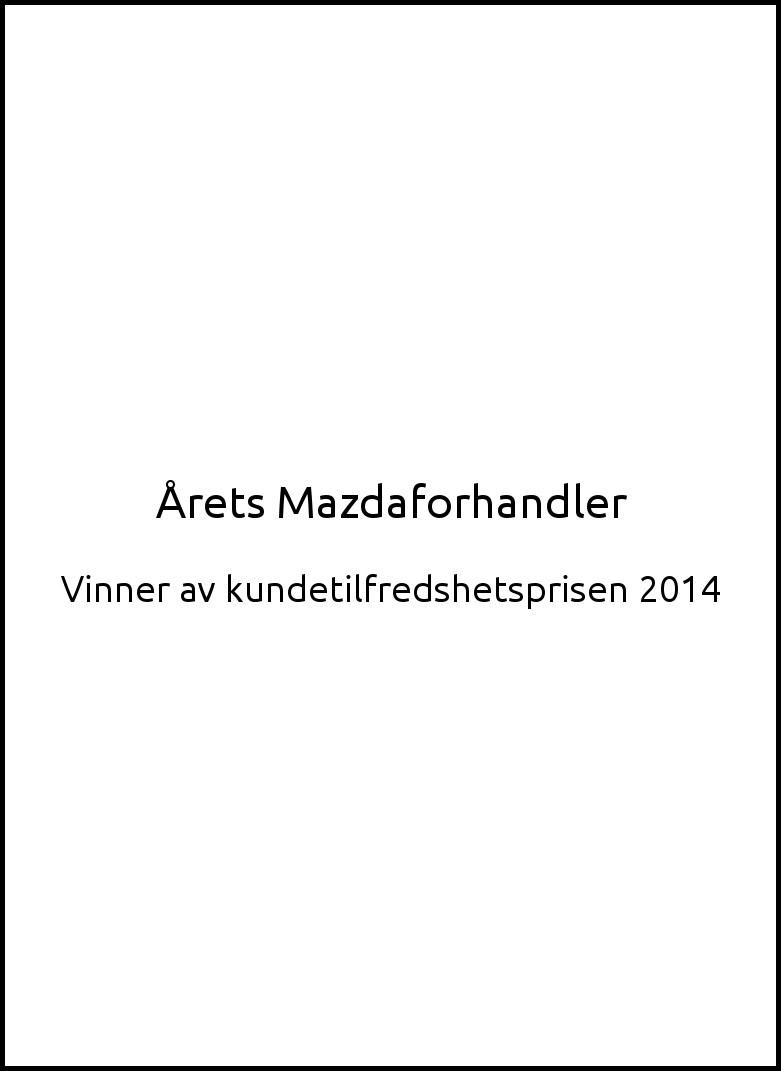 Årets Mazdaforhandler