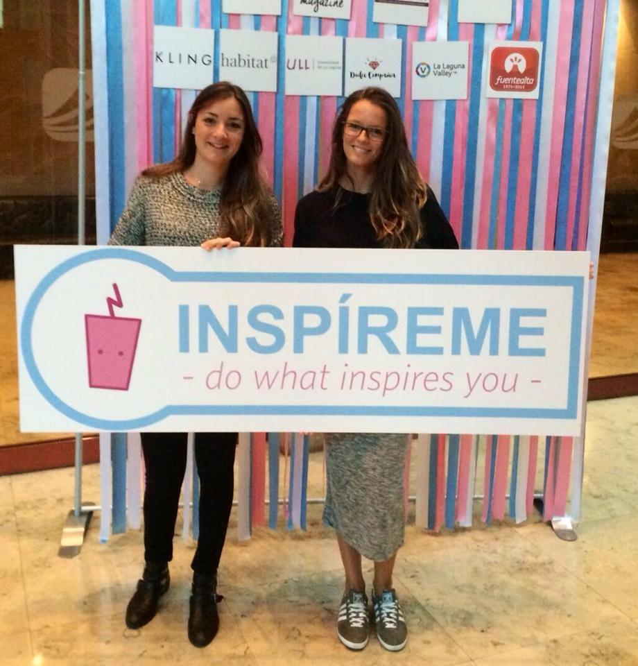 En la imagen (de izq. a dcha.), Bea de la Rosa, cofundadora de Tipomedia, y Lucía Sicre, directora de Sicre Comunicación.