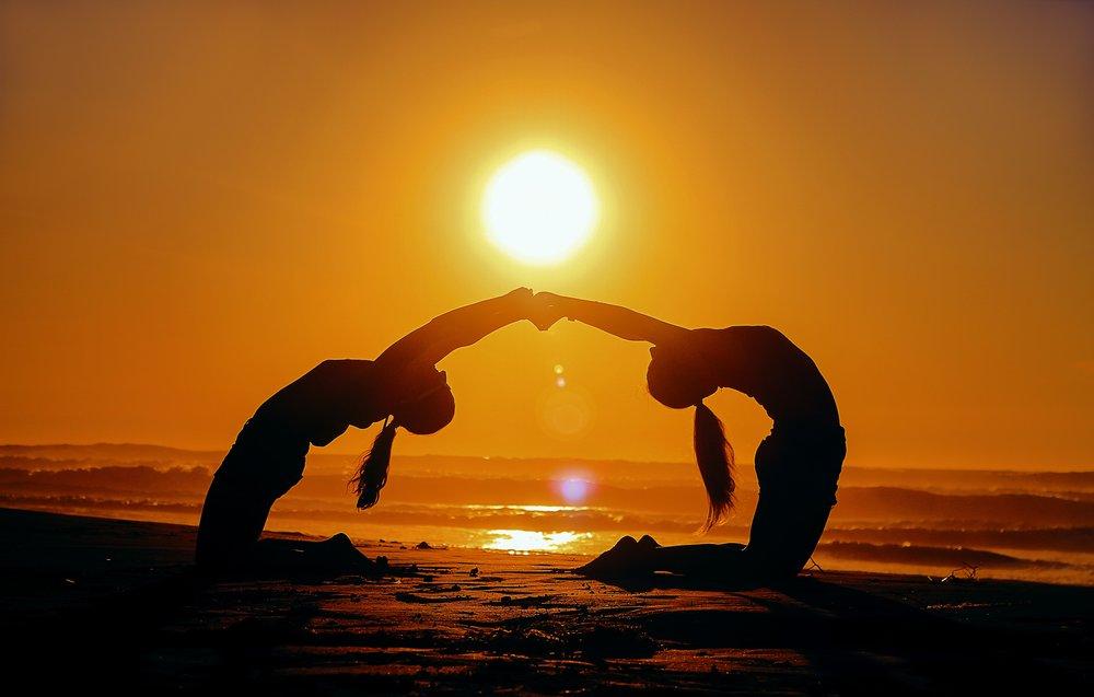 Partner Yoga Oyster Bay Yoga