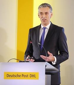 Ak vaša firma potrebuje niečo menej výkonné alebo vybavené ako ponúka trh, a lacnejšie, je to neférová výhoda a treba ju využiť  Frank Appel Deutsche,  Post DHL