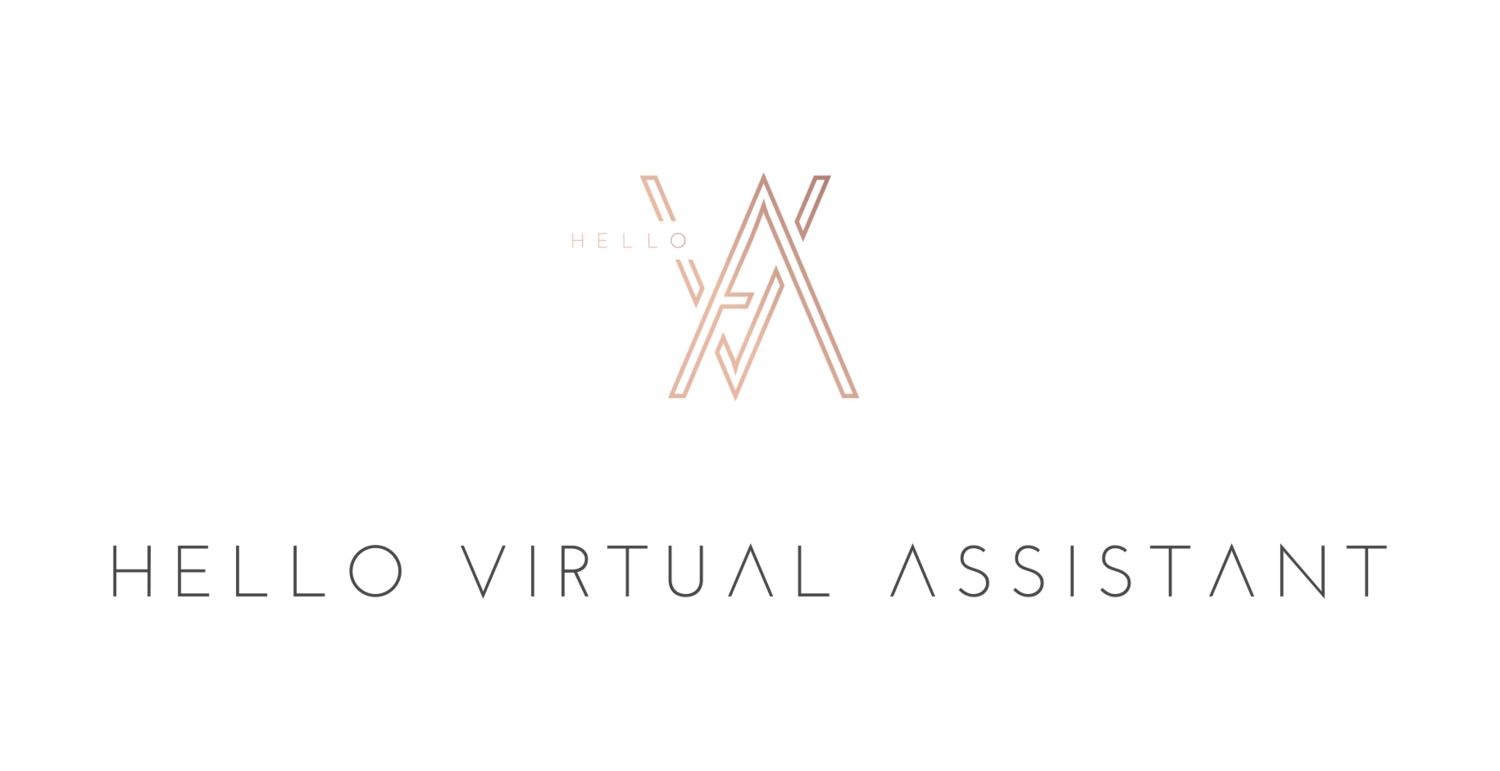 Hello Virtual Assistant
