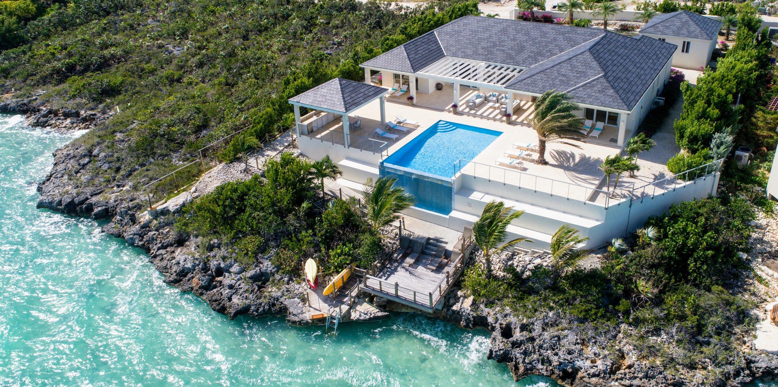 Villa Capri Turks And Caicos Islands