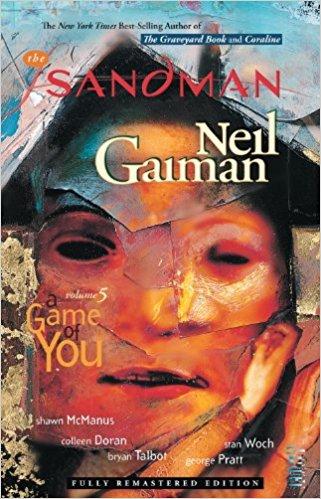Sandman by Neil Gaiman et al. Published by Vertigo.