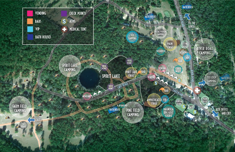 SuwanneeHulaween_2013_Map
