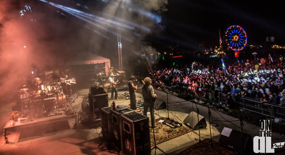 The String Cheese Incident at Suwannee Hulaween 2013