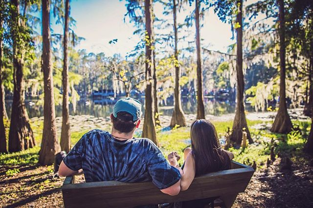 Could sit here for hours with you 💜 #HulaweenFL (📷: @liveeditslab)