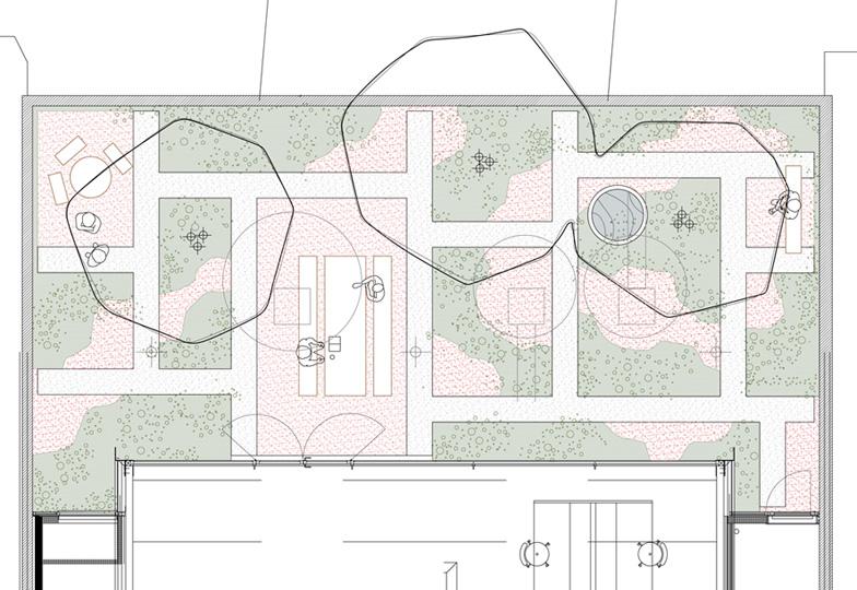 tuinarchitect_steyaert_brussel_caanarchitecten_sophora_meerstammig_gepolierdebeton_tuinplan