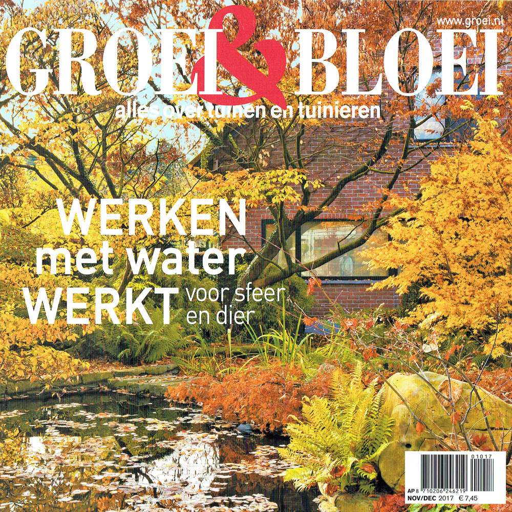 Groei&Bloei, nov/december 2017