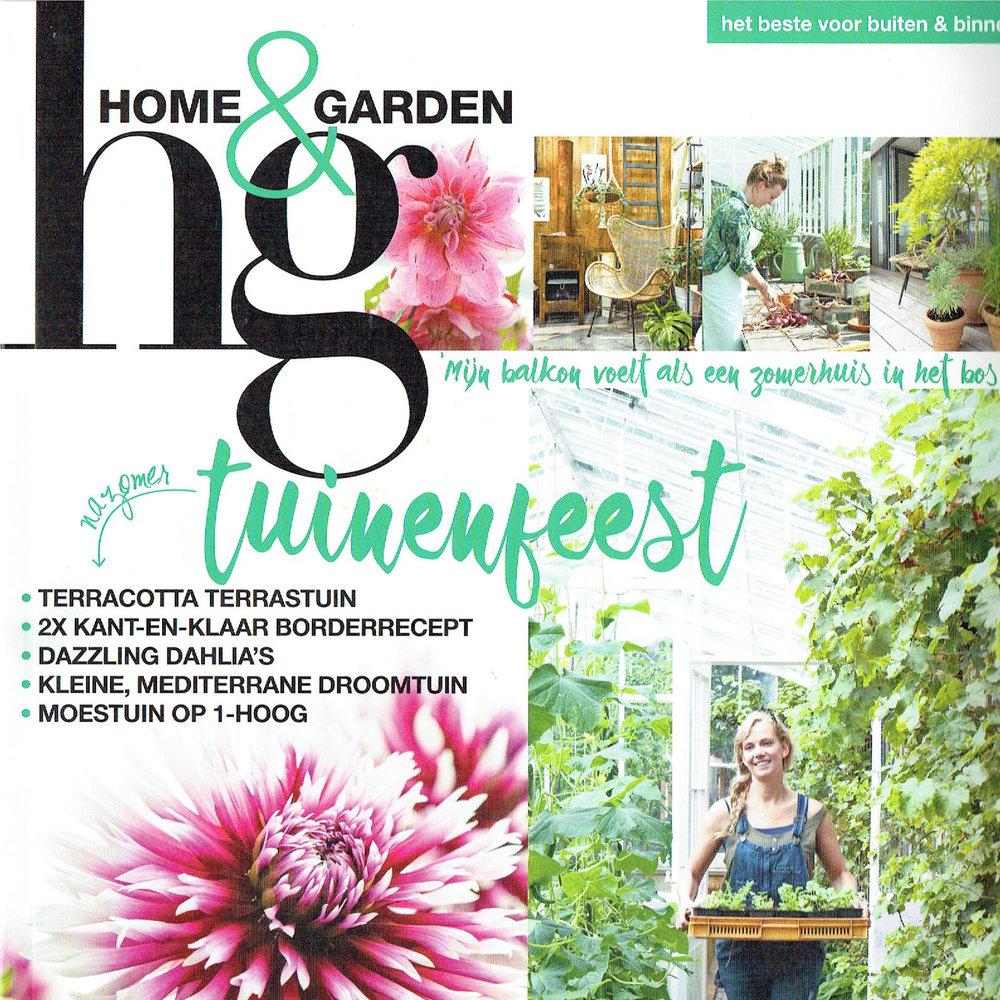 Home&Garden, augustus 2016