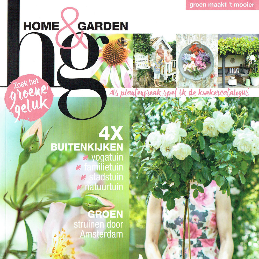 Home&Garden, juin 2017