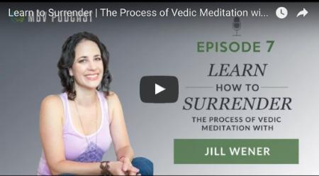 Vedic meditation podcast