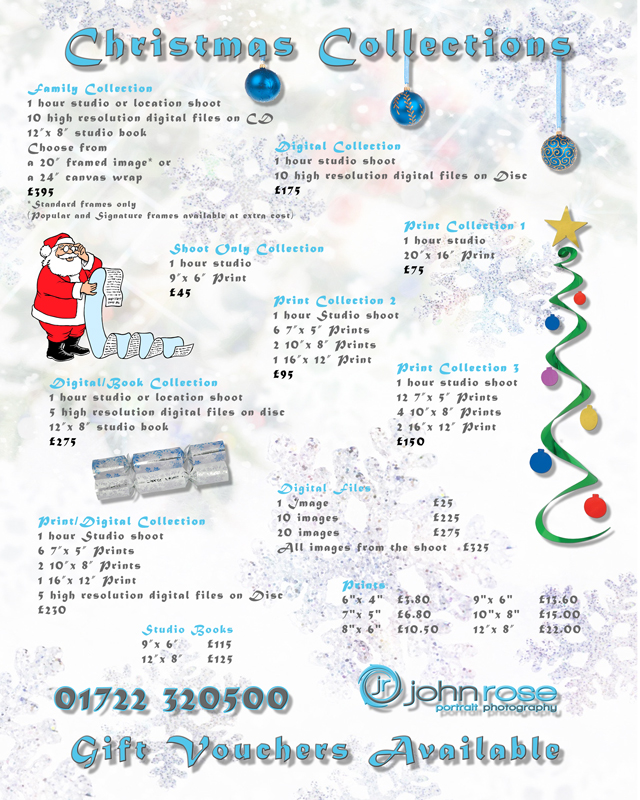 Xmas Collections - email