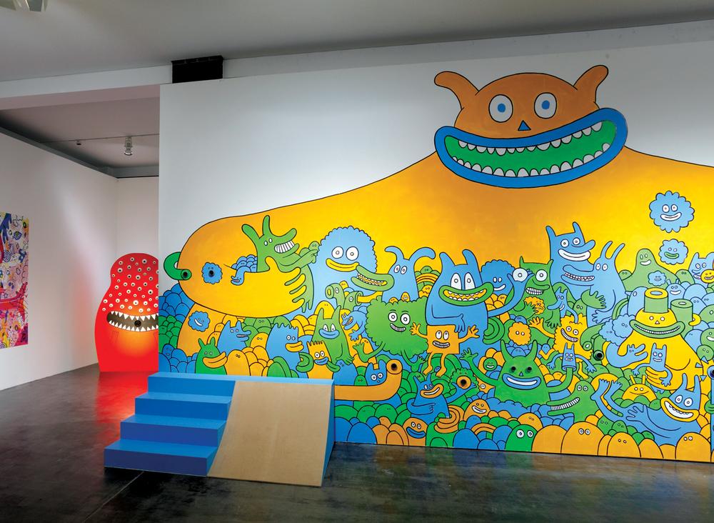 Pssst Exhibition, MMK Frankfurt