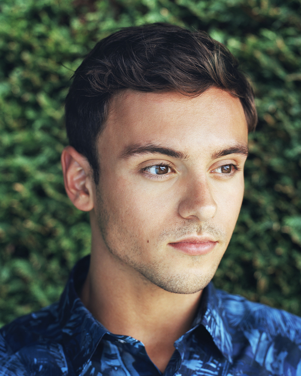 Tom Daley, Guardian Weekend