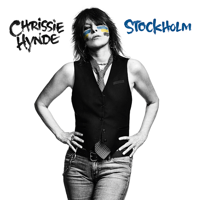 Chrissie Hynde, Stockholm Album Artwork