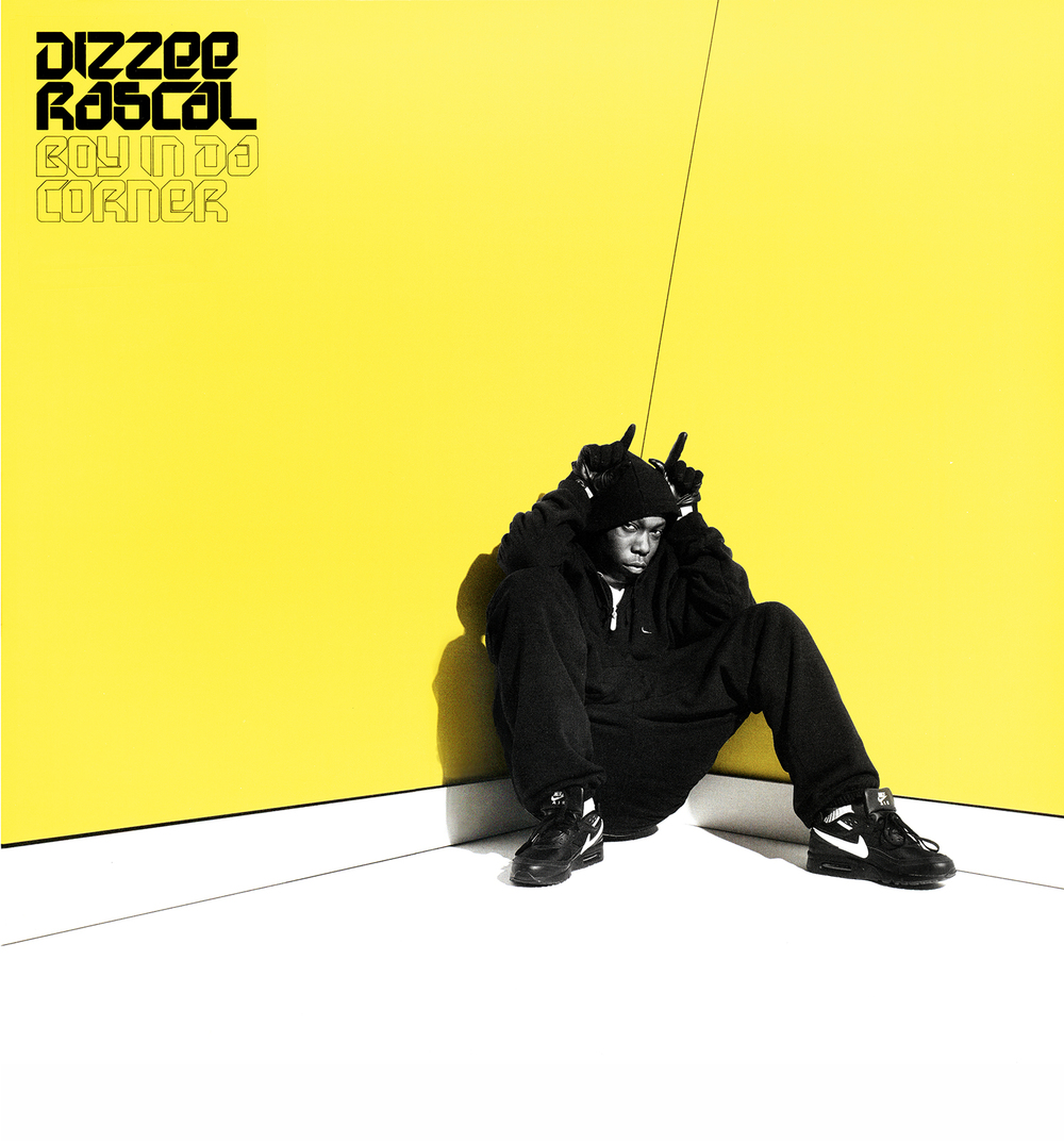 Dizzee Rascal, Boy in da Corner Album Artwork