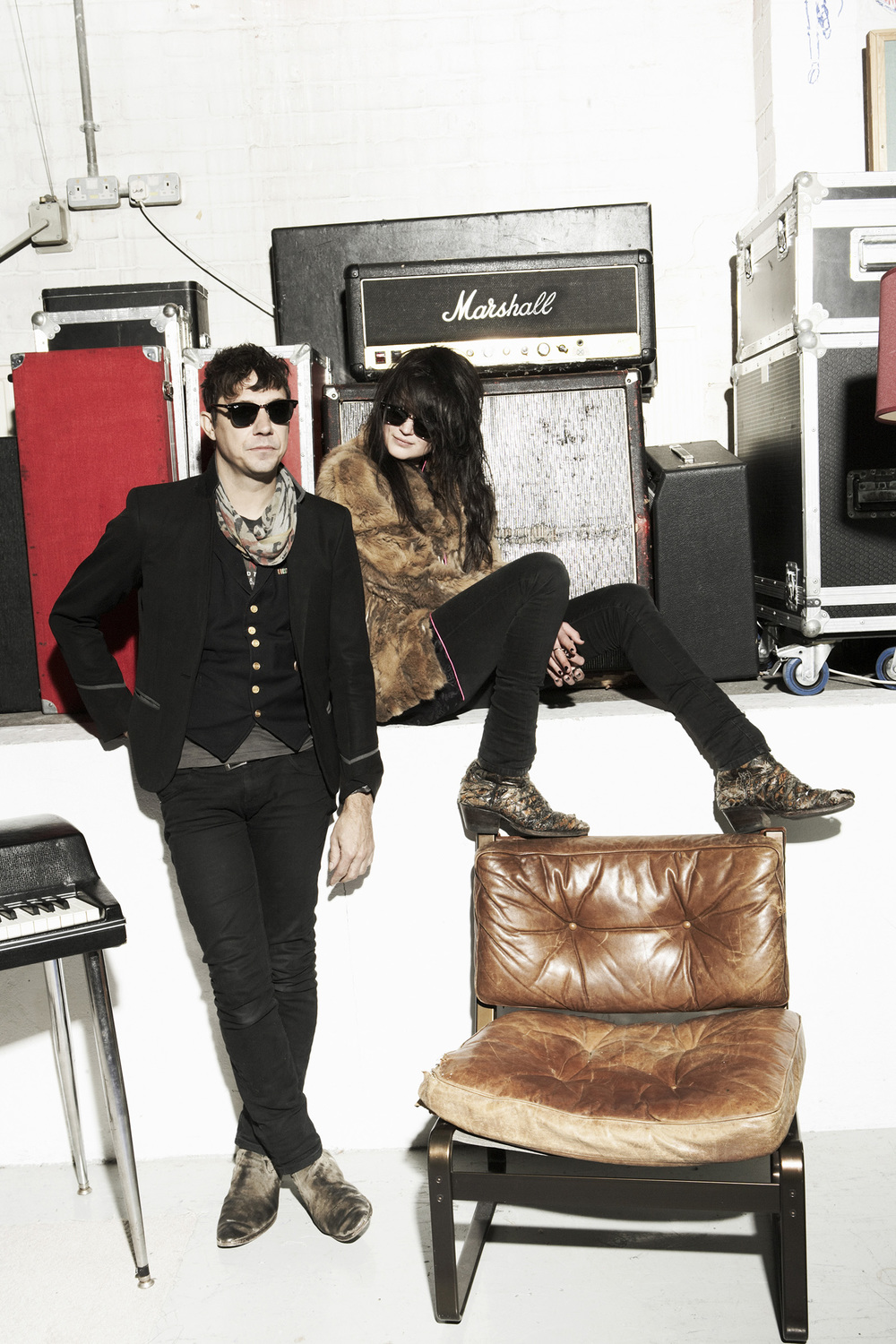 The Kills, Ray Ban