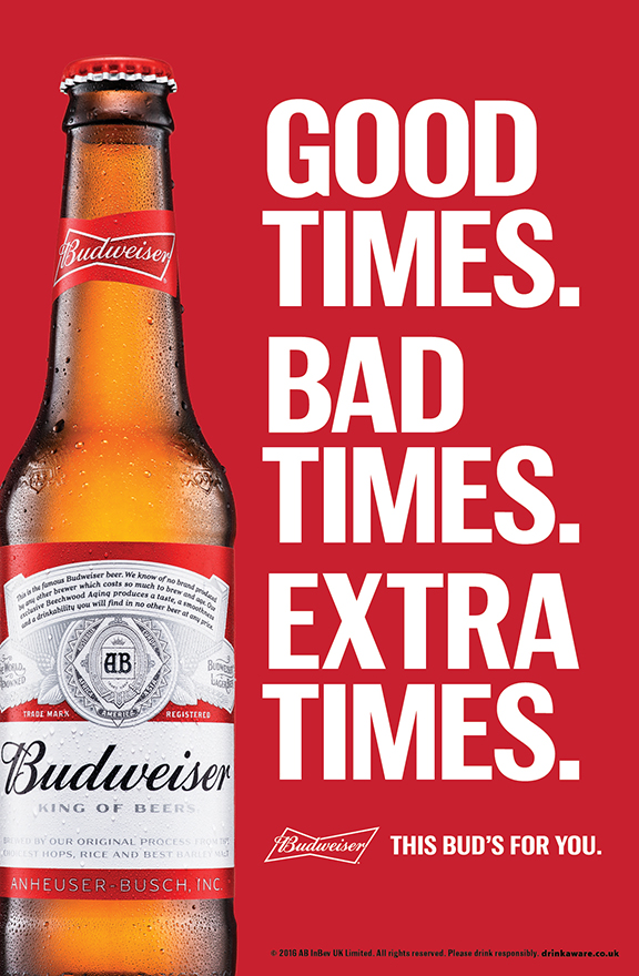 Budweiser, Anomaly