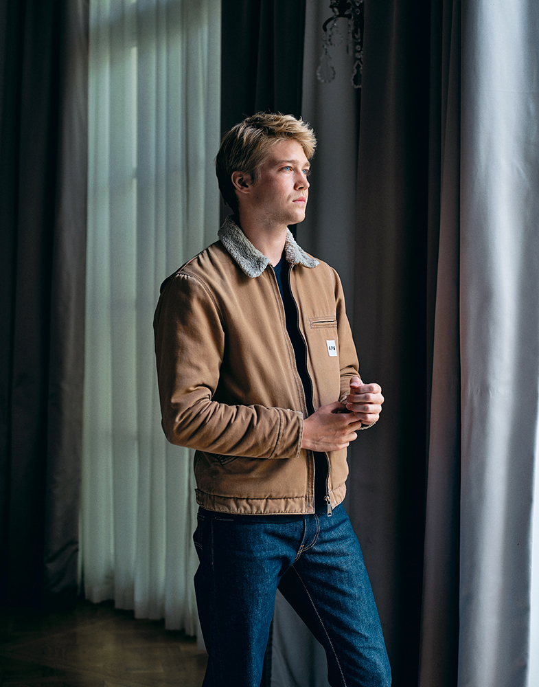 Joe Alwyn, Rhapsody Magazine