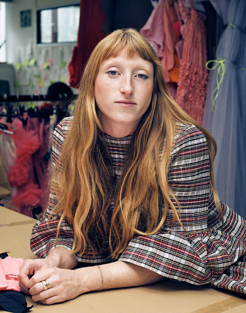 Molly Goddard, Eurostar Metropolitan