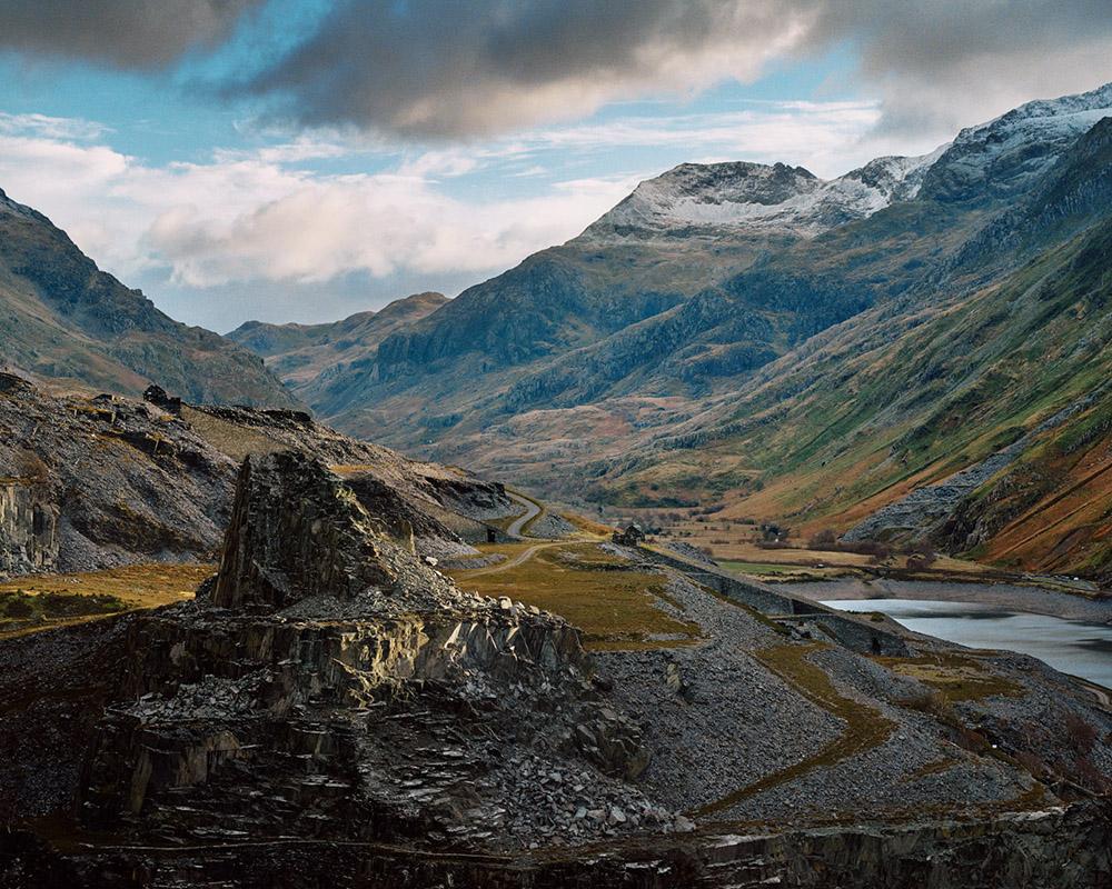 Llanberis Pass, Snowdonia