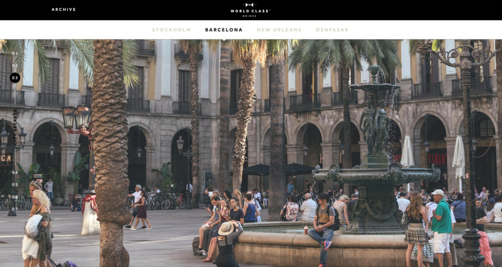 Photography - Ben Quinton, Barcelona