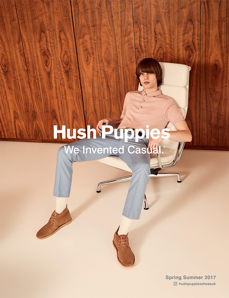 Hush Puppies SS17 Campaign