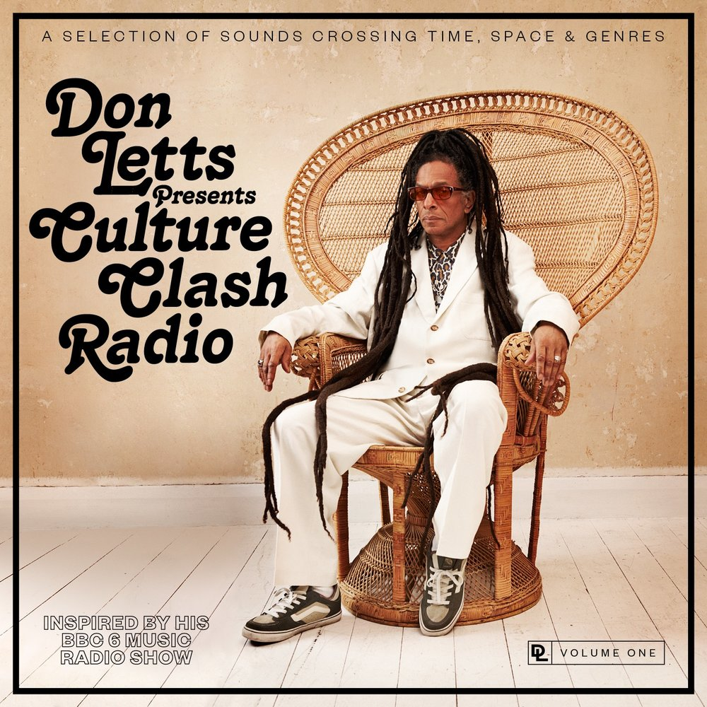 Don Letts, Culture Clash Radio Album Artwork