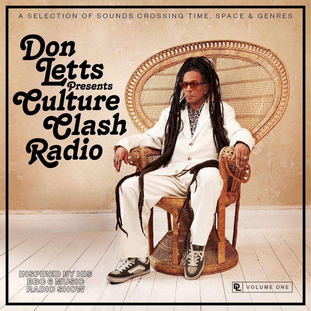 Don Letts, Culture Clash Radio Album Artwork
