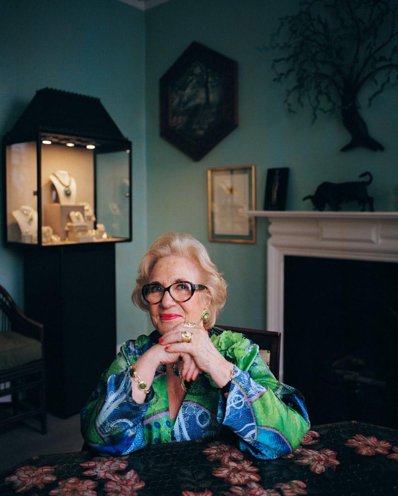 Elizabeth Gage, Christie's Magazine