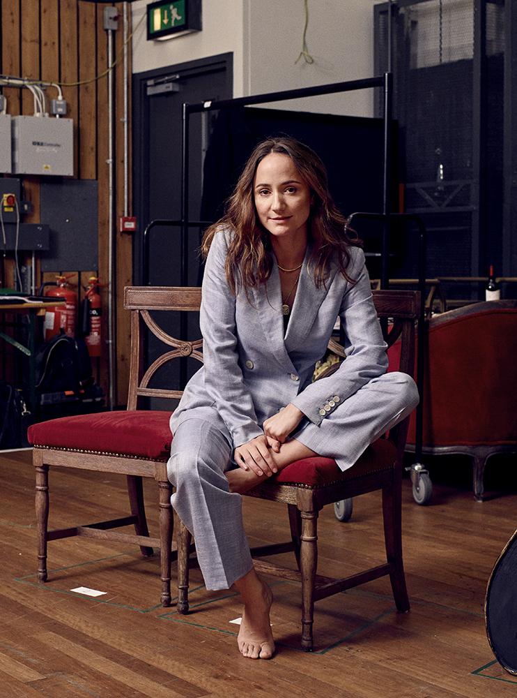 Lydia Leonard, ES Magazine