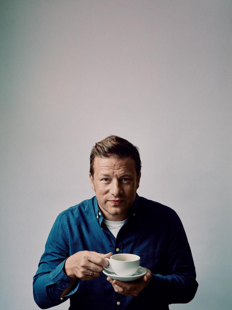 Jamie Oliver, NUVO