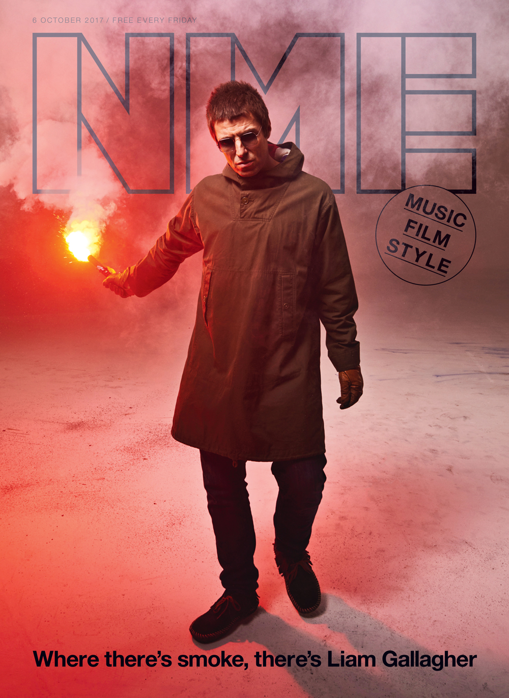 Liam Gallagher, NME